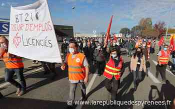Serres-Castet: les salariés de la MAP restent mobilisés - La République des Pyrénées