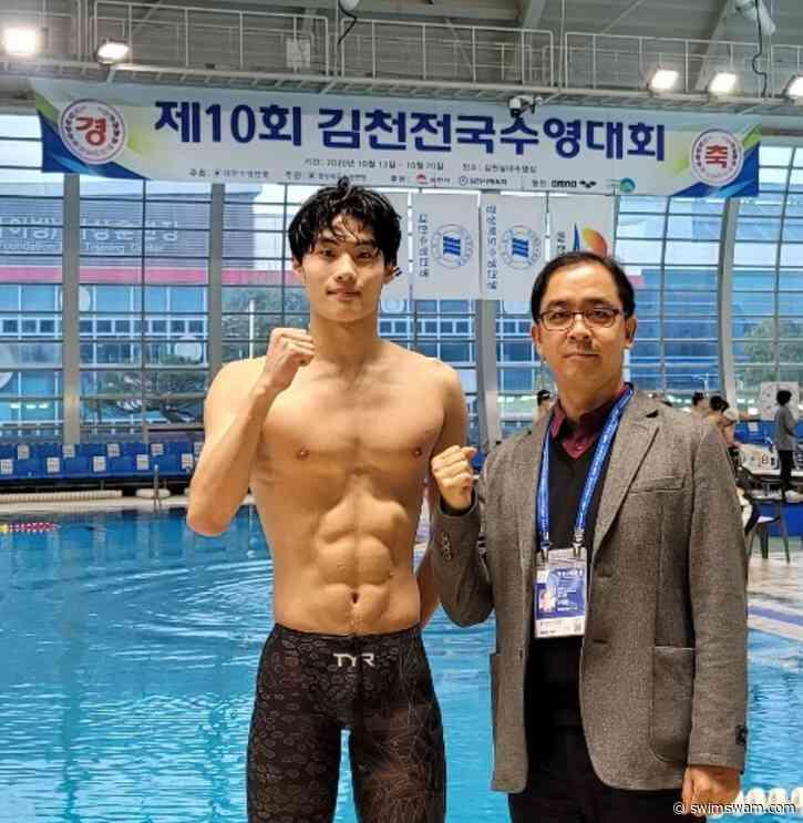 Faster Than Phelps: 17-Yr-Old Hwang Sun-Woo Hits 1:45.92 LCM 200 Free WJR