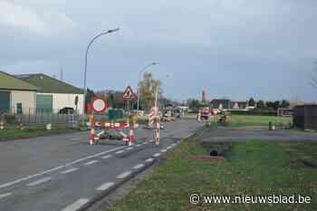 Aalstersesteenweg pas op 23 november open<BR />