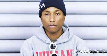 "Pharrell Williams & die genderneutrale Hautpflege ""Humanrace"" - bigFM"