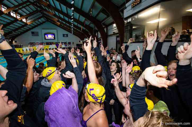 Training Blocks: A Couple of Weeks With The LSU Tigers