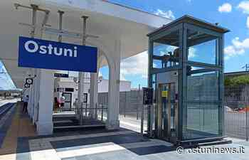 Stazione di Ostuni, RFI comunica: «Ascensori in funzione dallo scorso 15 novembre» - Ostuni - Ostuni News