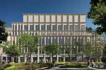 Nieuw stadhuis Roeselare wordt het meest duurzame van Vlaanderen