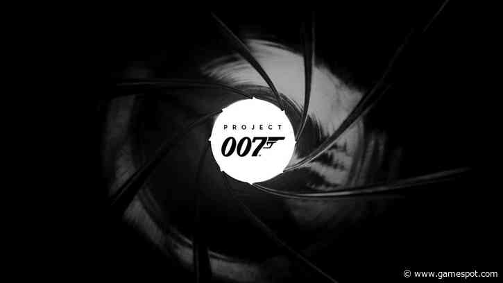James Bond 007 Game In The Works At IO Interactive