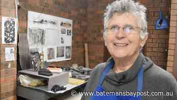 River of Art Festival 2020: Mirabel Fitzgerald opens up studio   Bay Post-Moruya Examiner   Batemans Bay, NSW - Bay Post-Moruya Examiner