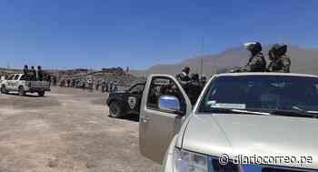 Identifican a 6 dirigentes en invasión de terrenos del GRA en Yura - Diario Correo