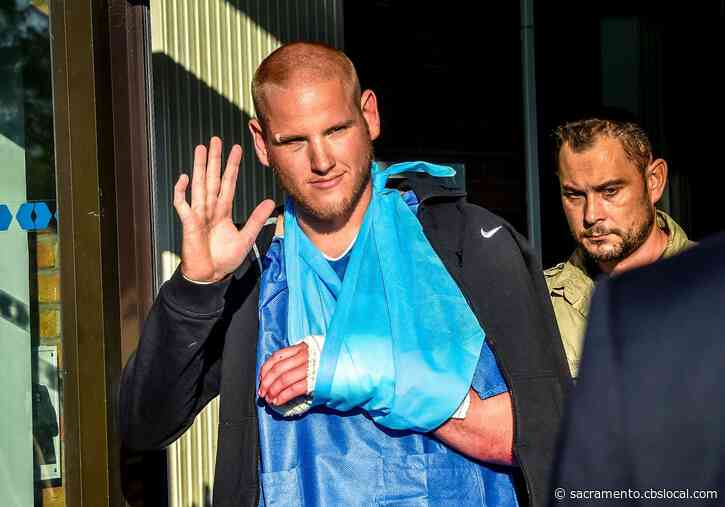 Spencer Stone Hospitalized Ahead Of Trial Against French Terror Suspect In Paris
