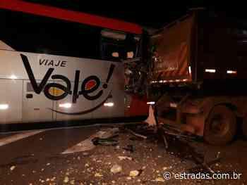 PM morre na BR-262, em Campos Altos (MG) - Estradas