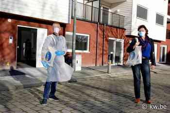 Pilootproject vaccinaties in seniorie De Groene Akkerbeek in Eernegem