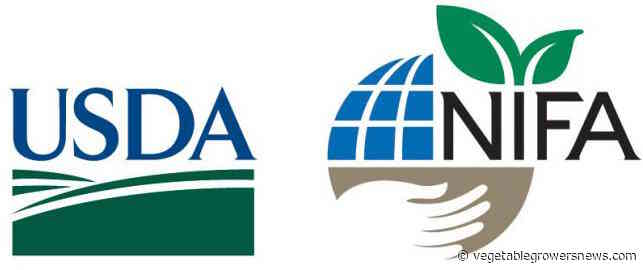 USDA grant allocations include specialty ag-related projects