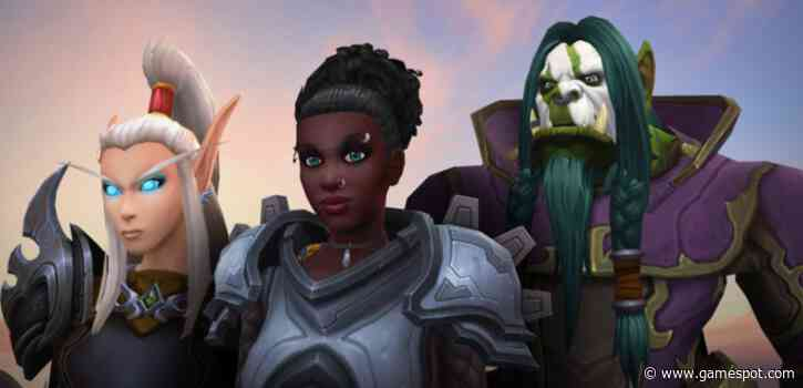 Why World Of Warcraft's New Customization Options Are Being Added