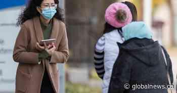 Quebec adds 1,207 new coronavirus cases, 34 more deaths