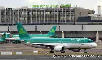 New coronavirus testing centre opens at Dublin Airport
