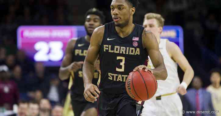 Report: Utah Jazz signing Florida State's Trent Forrest to two-way deal