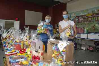 """Joke bezorgt 120 gezinnen cadeautje van de Sint: """"Ik wil dat hij bij alle kinderen komt"""""""