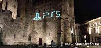 """Playstation gebruikt Gentse monumenten als reclamepaneel: """"Dit moet stoppen"""""""