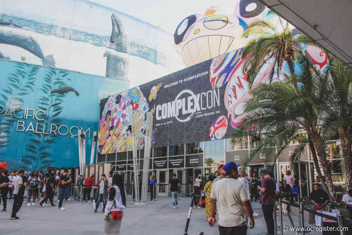 ComplexCon organizers plan virtual ComplexLand to replace this year's Long Beach event