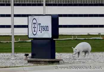 Lawsuit claims meat plant bosses placed bets on how many workers would contract Covid-19