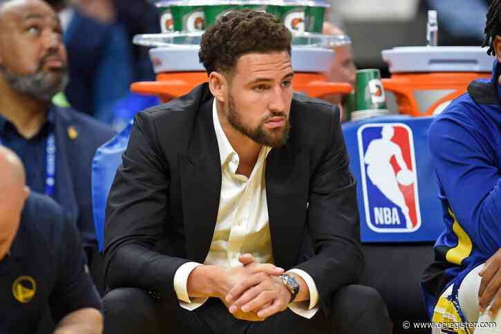 Warriors' Klay Thompson feared to have torn Achilles tendon