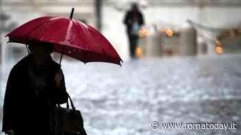 Meteo a Roma e nel Lazio: allerta per temporali e forte vento