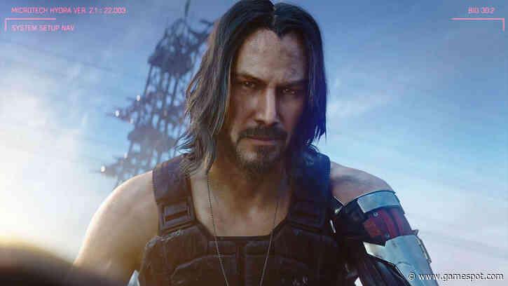 Cyberpunk 2077 Trailer Spotlights Keanu Reeves Character Johnny Silverhand