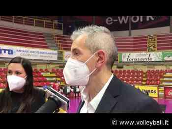 """Busto Arsizio: Fenoglio, """"Niente alibi, ma non ce ne va dritta una…"""" - Volleyball.it"""
