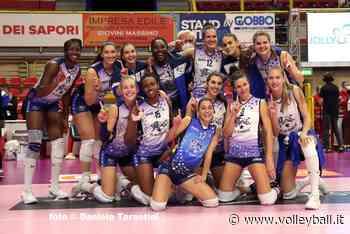 A1 F.: Recupero 7. giornata, Firenze sbanca Busto Arsizio 3-0. 22 punti per Nwakalor - Volleyball.it