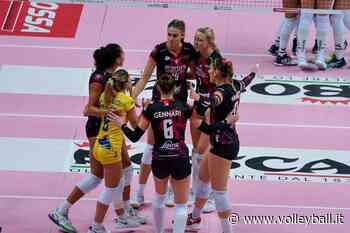 A1 F.: Tre recuperi a Cuneo, Busto Arsizio e Trento - Volleyball.it