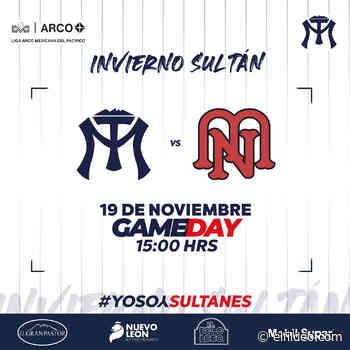 En vivo: Sultanes de Monterrey vs. Mayos de Navojoa (Liga ARCO Mexicana del Pacífico) - El Fildeo