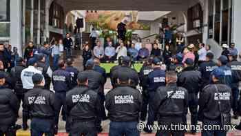 Seguridad Pública de Navojoa cataloga como catastrófico el recorte del Fortaseg - TRIBUNA