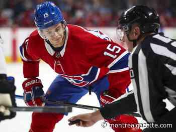 Canadiens centre Kotkaniemi notches first goals of season in Finland