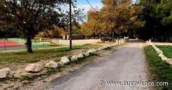 Simiane-Collongue : le domaine des Marres placé sous surveillance - La Provence