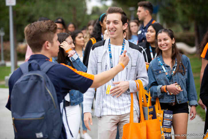Cal State Fullerton enrolls record numbers this fall, bucking national trends