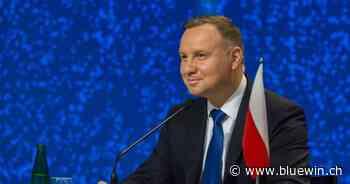 Andrzej Duda verteidigt Veto gegen EU-Hilfen - bluewin.ch