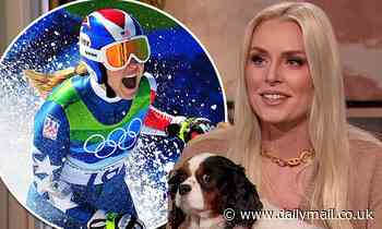 Lindsey Vonn is 'pretty much' fearless: 'I just don't get afraid'