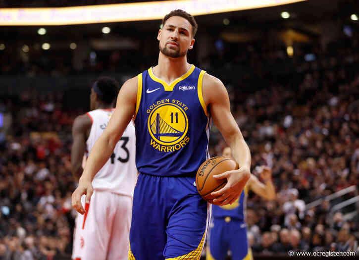 Warriors' Klay Thompson to miss 2020-21 season with Achilles tear
