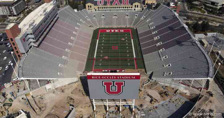 Red All Over: I got on the plane, then the Utes game got canceled. Ugh.