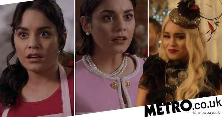 Vanessa Hudgens says Princess Switch 3 won't see her play more characters: 'I'd lose my mind'