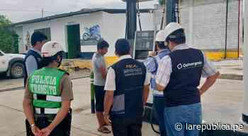 Amazonas | Bagua Grande: grifos serán denunciados por el delito de especulación - LaRepública.pe