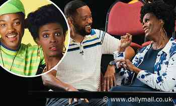 Will Smith and Janet Hubert emotionally end their 27-year feud on Fresh Prince Of Bel-Air reunion