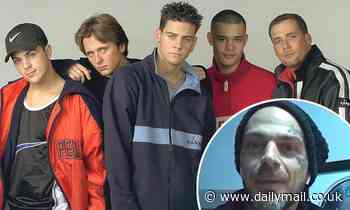 Abz Love suggests former 5ive bandmates are 'STICKING PINS' in voodoo dolls of him