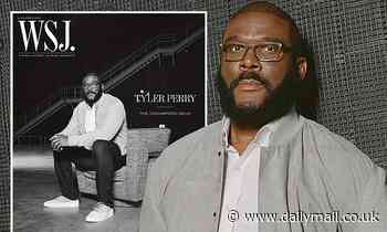 Tyler Perry is named WSJ. Magazine's Entertainment Innovator of the Year: 'I've had to have hope'