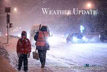 November 15, 2020 - Heavy Snow Expected for Manitouwadge - Nakina - Hornpayne - Net Newsledger