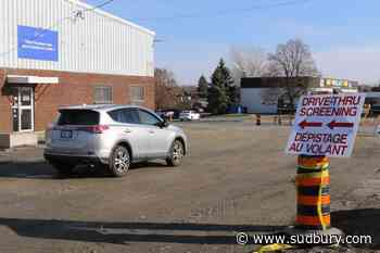 New COVID-19 test site created in Sudbury's South End