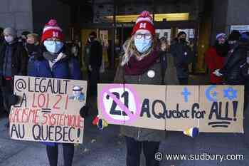 Court challenge to Quebec's Bill 21 temporarily suspended after positive COVID test