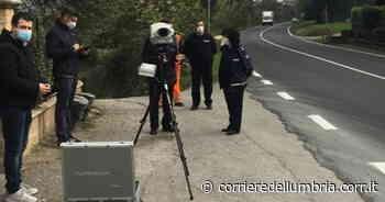 Orvieto, nuovi autovelox verranno installati dal Comune in tre strade del territorio - Corriere dell'Umbria