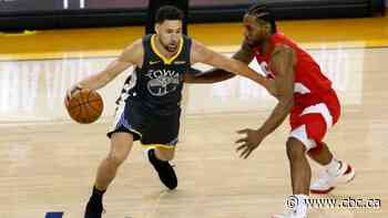 Warriors' Klay Thompson out for season with torn Achilles: report