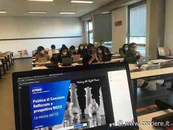 Next Generation EU , gli studenti della Cattolica progettano l'Europa di domani - Corriere della Sera