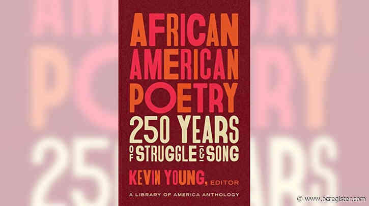 The new 'African American Poetry' is an essential and wide-ranging collection
