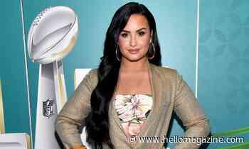 Demi Lovato debuts shaved head in shock hair transformation